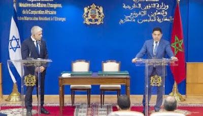 بوريطة: اتفاقيات السلام مع إسرائيل أضفت زخما على أمن المنطقة