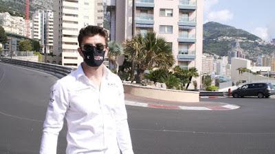 Norman Nato, piloto da Venturi Foto Divulgação / Fórmula E
