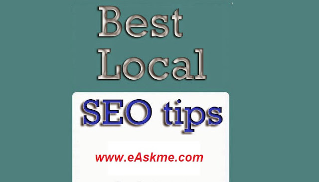 Best Local SEO Tips for 2018: eAskme
