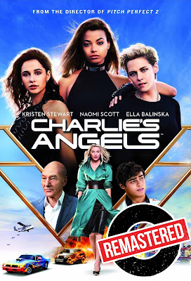 Charlie's Angels [2019] [DVDBD R1] [Latino]