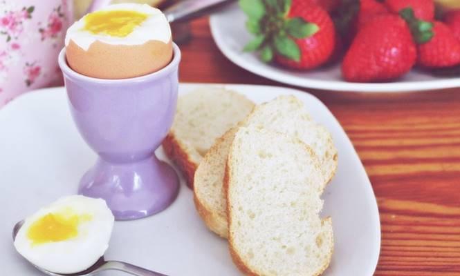 Manfaat sarapan telur