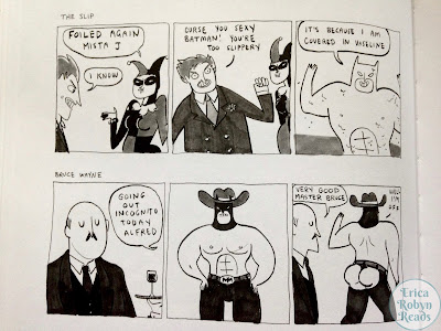 Hark! A Vagrant by Kate Beaton Sexy Batman