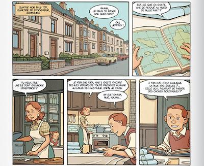 Lord Jeffrey est un jeune garçon de 13 ans intelligent et curieux