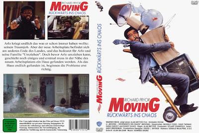 Filme Mudança Do Barulho DVD Capa
