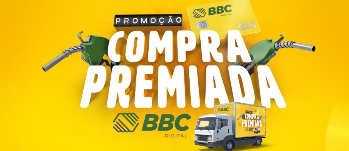 Promoção BBC Digital 2021 Compra Premiada