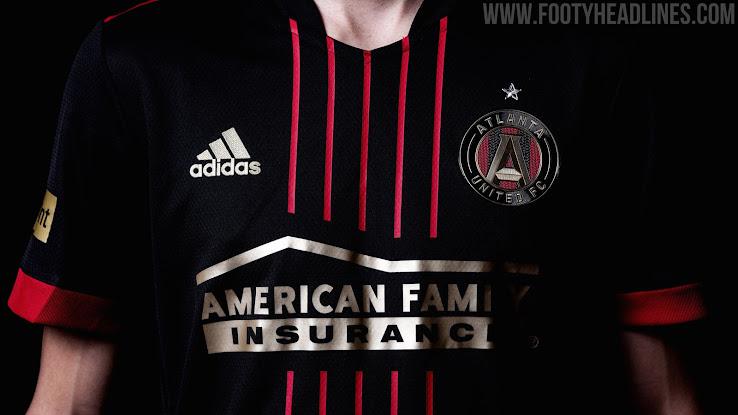 Atlanta United 2021 Home Kit Released - Footy Headlines