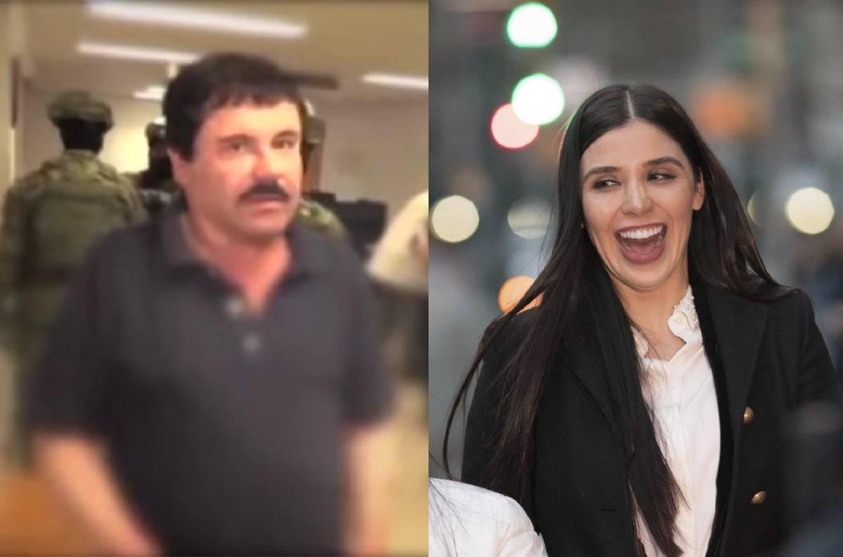 """""""Ya no podemos hacer nada por """"El Chapo"""" tras su sentencia"""", dice la atractiva Emma Coronel; anuncia línea de ropa del capo"""