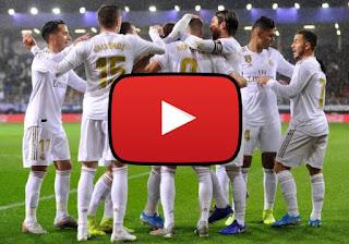 لايف مشاهدة مباراة ريال مدريد وريال بيتيس بث مباشر اليوم 8-3-2020 في الدوري الإسباني دون تقطيعااات