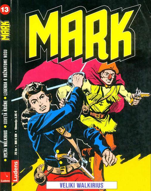 Veliki Valkirius - Ludens - Komandant Mark