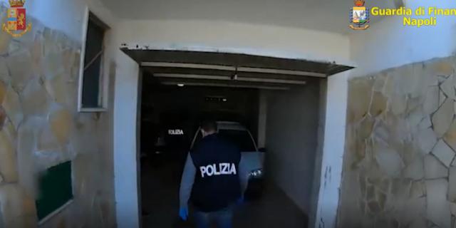 Traffico internazionale di stupefacenti. Squadra Mobile  e G.I.C.0. in azione in Campania [VIDEO]