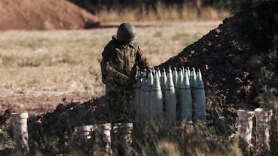Pekerja Pelabuhan Italia Tolak Angkut Senjata dan Bom yang Dikirim ke Israel