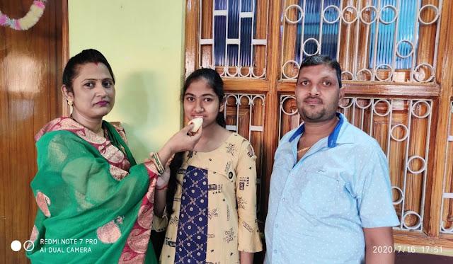 ज्ञान ज्योति स्कूल घोड़ासहन के छात्रों ने सीबीएसई दसवीं की परीक्षा में मारी बाज़ी