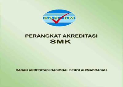 Perangkat Akreditasi Khusus SMK