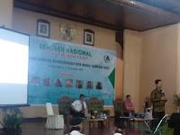 Ketum Asobsi Berbagi Inspirasi Bank Sampah di Lombok