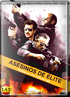 Asesinos de Elite (2011) DVDRIP LATINO