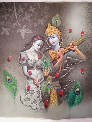 drawing-of-radhaji-krishana-wallpapers