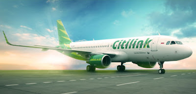 Info Flight Citilink Januari 2018