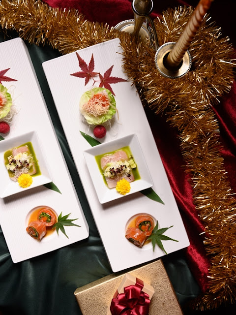 A Wintry Affair Two at Nobu Kuala Lumpur For Two, Christmas Dinner, Fine Dining, Christmas Fine Dining, Nobu Kuala Lumpur, KL Top Fine Dining, Food