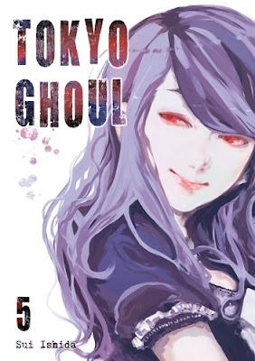 Sui Ishida - Tokyo Ghoul t.5