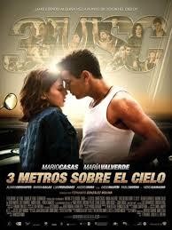 Las 10 mejores películas románticas para ver con tu pareja - 3 Metros sobre el cielo