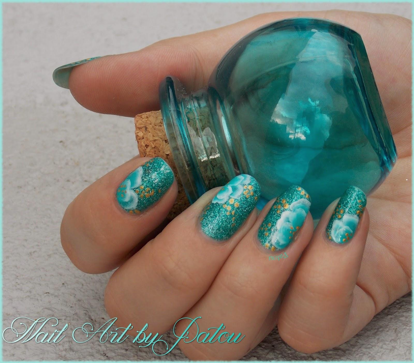 http://nailartbypatou.eklablog.fr/one-stroke-turquoise-inspiration-nail-art-sakura-a112679094