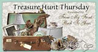 Weekly blog link up party-Treasure Hunt Thursday- From My Front Porch To Yours