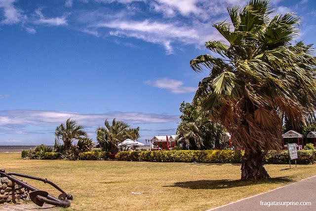 Restaurante El Viejo y el Mar, Punta Carretas, Montevidéu