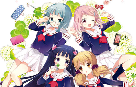 Wakaba Girl BD Episode 01-13 + Special BATCH Subtitle Indonesia
