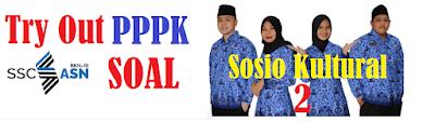 TERBARU Lagi! Latihan Soal Try Out P3K Guru 2021 PGSD Sosio Kultural 2