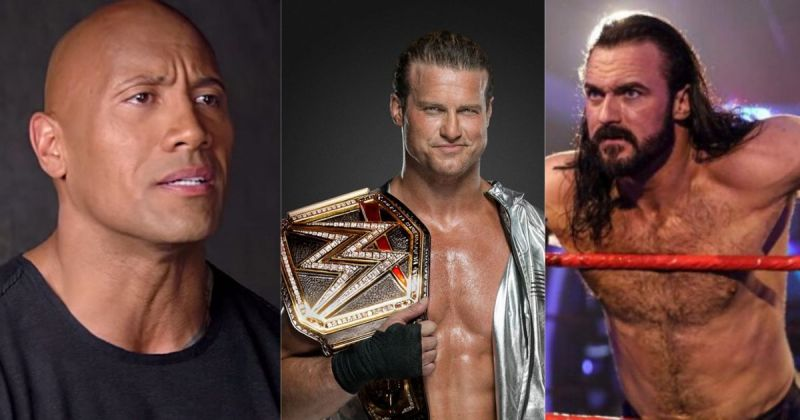 The Rock voices support for Dolph Ziggler becoming WWE Champion, Drew McIntyre responds