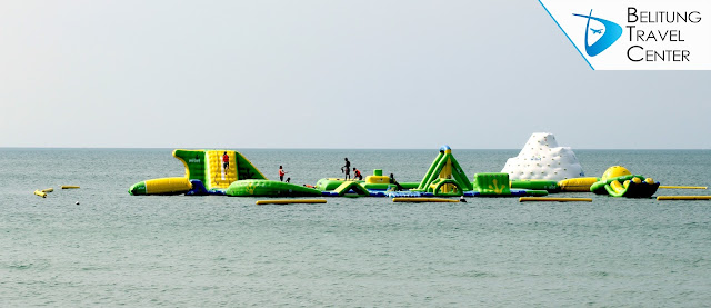 Wibit Floating Sea Water Park