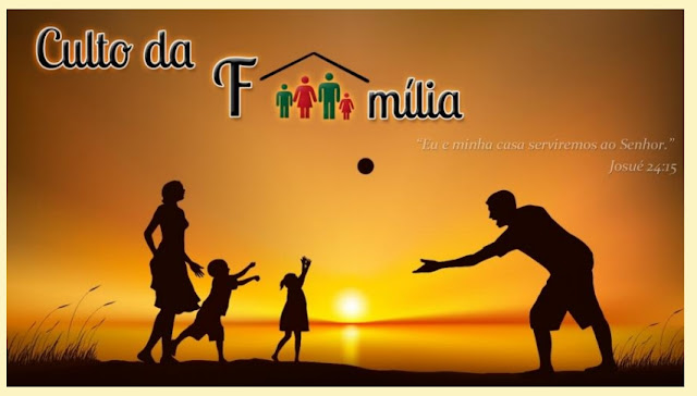atividades culto familiar