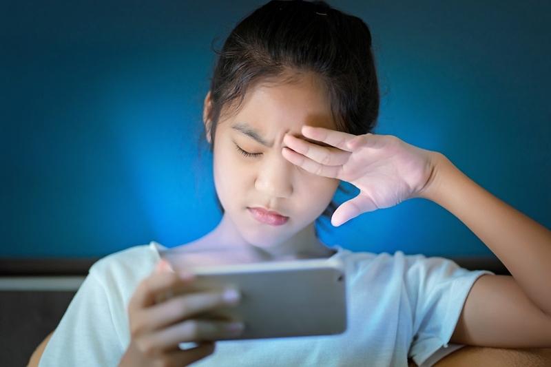 Çocukların internet ve ekran kullanımı