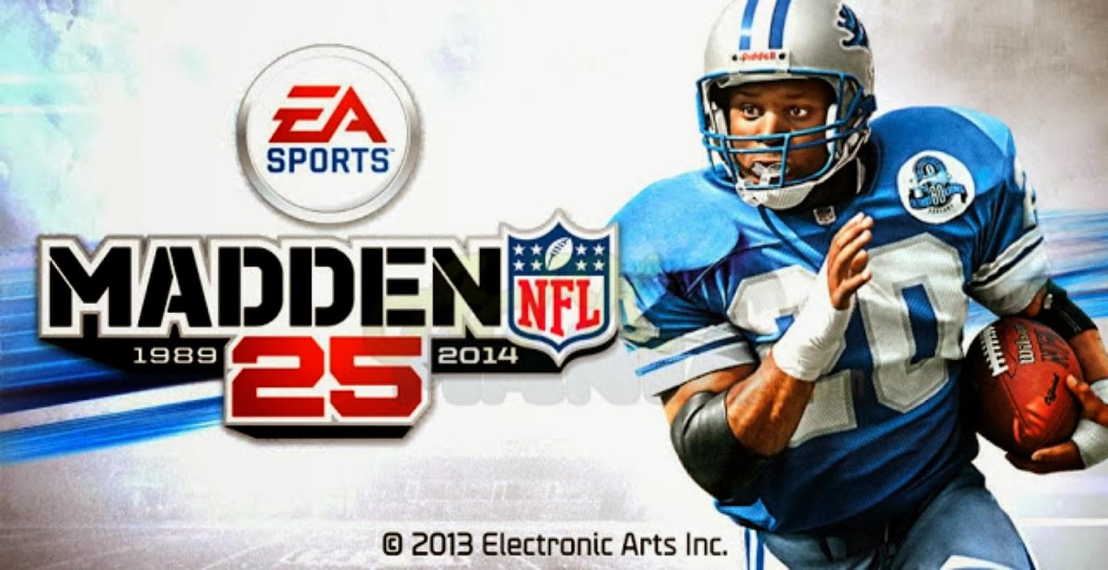Madden Nfl Ea Sports 93