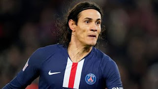 Edinson Cavani 'will go to Atletico Madrid' if PSG agree to departure