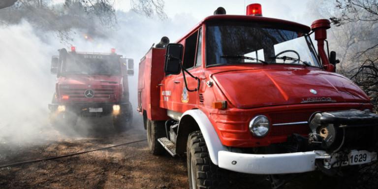 Yψηλός κίνδυνος πυρκαγιάς