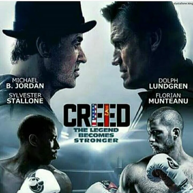 Creed 2 2018  Hindi Dual Audio  HDRip 480p ESub x264