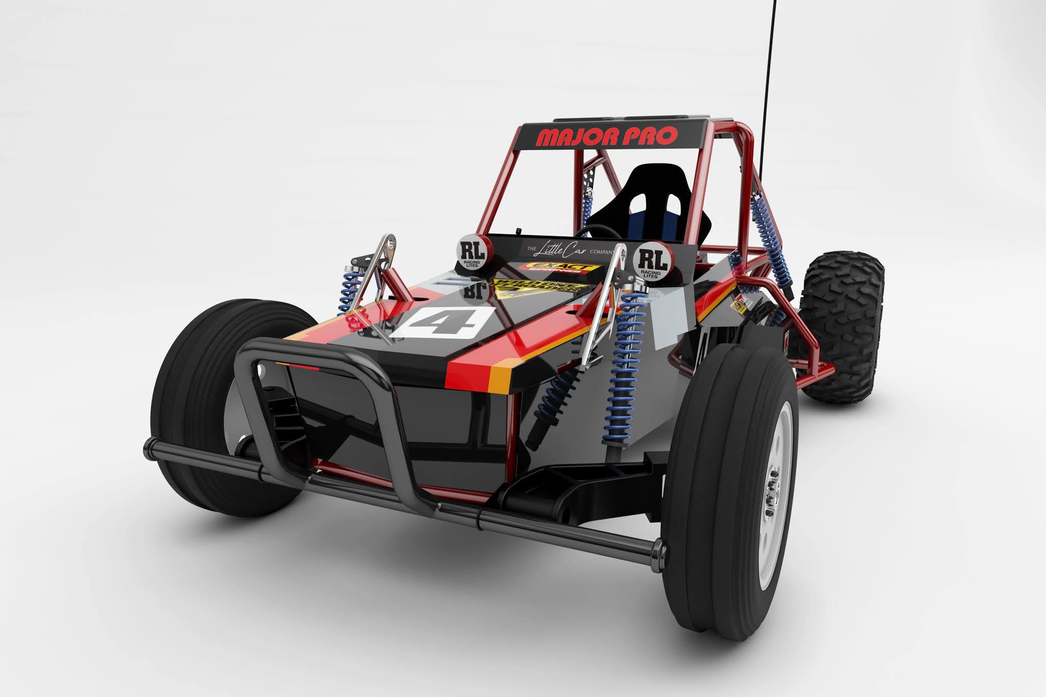 TAMIYA WILD ONE MAX | Bald kann man eine RC Auto Legende selber fahren. Natürlich elektrisch.