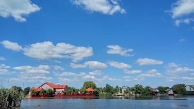 Дачи на Днепре. Фото Родион Красновид