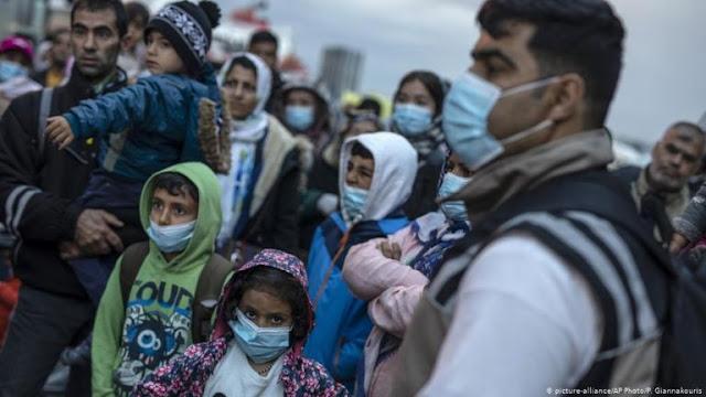 «Πρόσφυγες προσπαθούν να «απογειωθούν» από την Ελλάδα»