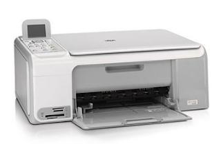 Darüber hinaus ist HP PhotoSmart C4150 mit Speicherkarte, CompactFlash und mehr kompatibel, sodass Sie Ihre Dateien problemlos drucken können