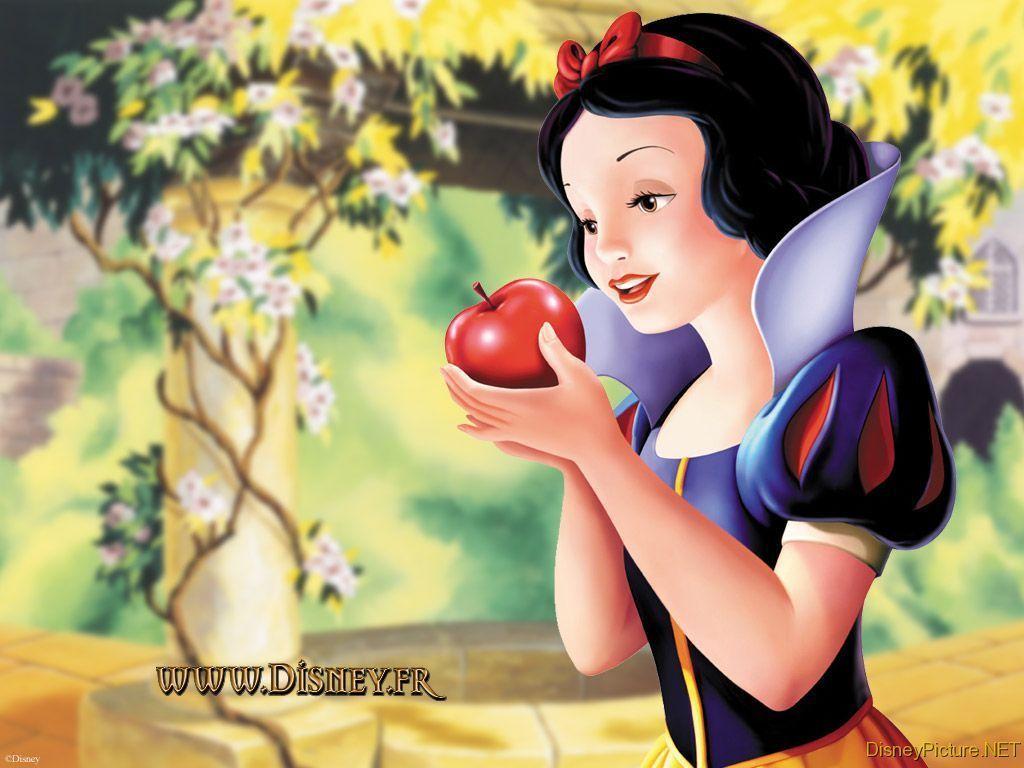 Snow White chibi công chúa Nàng bạch tuyết 6