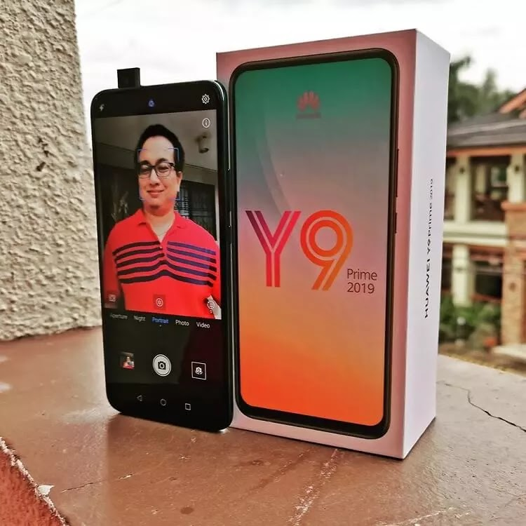 Huawei Y9 Prime 2019 with Pop-up Camera Now Only Php11,990