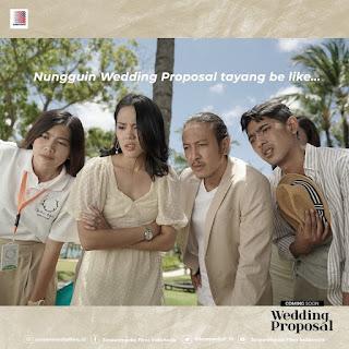 wedding proposal film