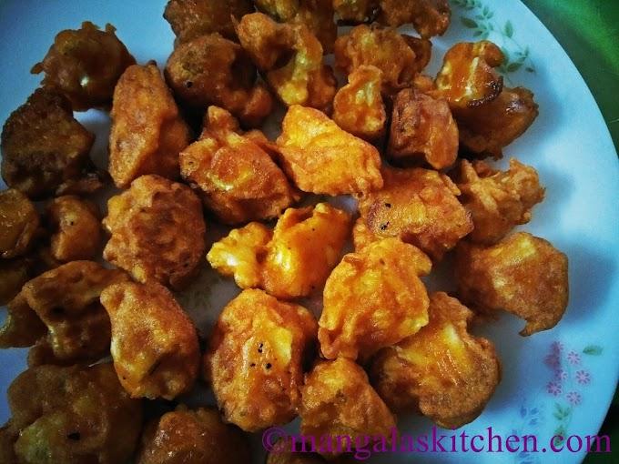 Gobi 65 Restaurant Style | Fried Cauliflower Recipe