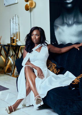 Claudia Lumor Shares Her Discovery Journey as She Turns 40