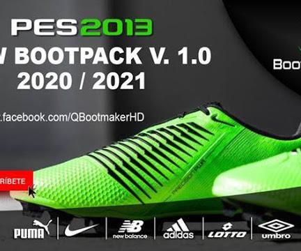PES 2013 Best Bootpack V1.0 2020/2021 HD