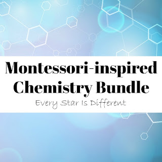 Montessori-inspired Chemistry Bundle