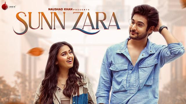 Sunn Zara Song Lyrics | JalRaj | Shivin Narang | Tejasswi Prakash | Anmol D | Indie Music Label Lyrics Planet
