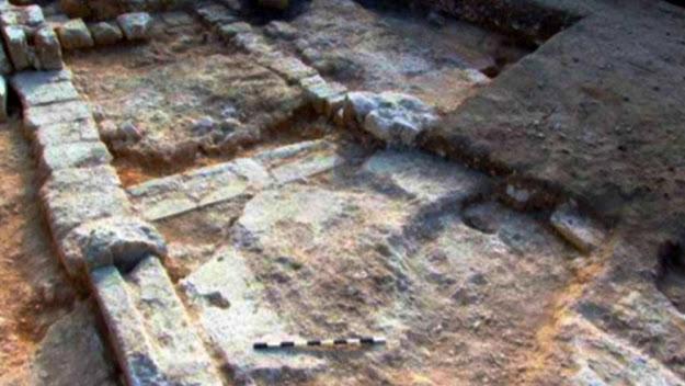 Excavación arqueológica en el sitio de excavación de Pi Mazuva en Israel (Cortesía: Autoridad de Antigüedades de Israel)